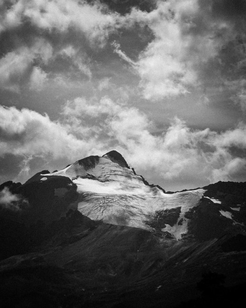 glacier de l'étendard montagne savoie