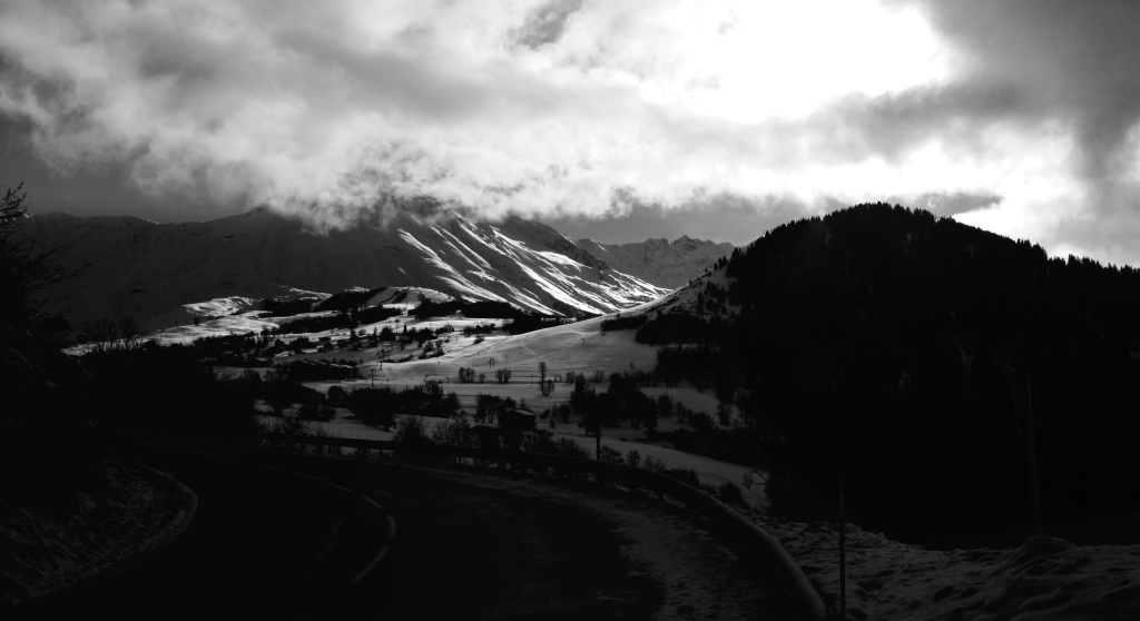 albiez savoie montagne neige